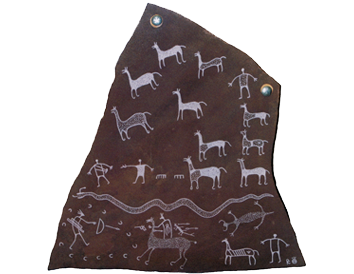Blackfeet Robe Art
